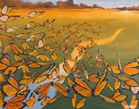Monarch Migration Fine Art Print
