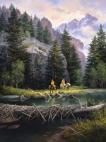 Cure of the Rockies by Jack Sorenson - various sizes - $29.99