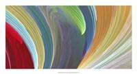 "Wind Waves III by James Burghardt - 26"" x 14"""