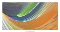 "Wind Waves IV by James Burghardt - 26"" x 14"""