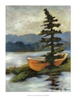 "Maine Escape I by Jennifer Goldberger - 14"" x 18"""