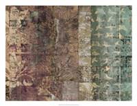 Lotus Patina II Fine Art Print