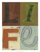"Life by Norman Wyatt Jr. - 20"" x 26"""