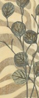 Leaves on Stripes I by Norman Wyatt Jr. - various sizes