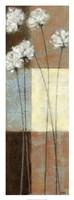 """Raku Blossoms I by Norman Wyatt Jr. - 14"""" x 38"""""""