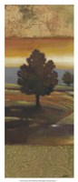 "Sunset Creek I by Norman Wyatt Jr. - 9"" x 21"""