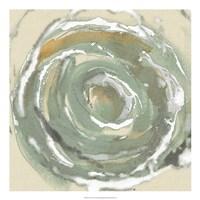 "Flora II by Sisa Jasper - 22"" x 22"""