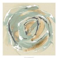 "Flora IV by Sisa Jasper - 22"" x 22"""
