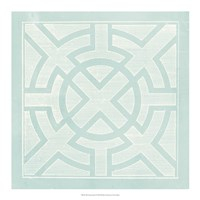 "Tile Ornamentale I by Vision Studio - 18"" x 18"""