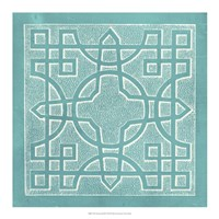 "Tile Ornamentale III by Vision Studio - 18"" x 18"""
