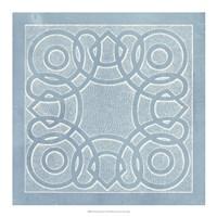 "Tile Ornamentale IV by Vision Studio - 18"" x 18"", FulcrumGallery.com brand"