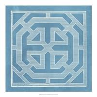 """Tile Ornamentale V by Vision Studio - 18"""" x 18"""""""