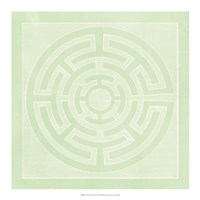 "Tile Ornamentale VI by Vision Studio - 18"" x 18"""