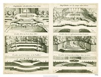 Garden Amphitheater Fine Art Print