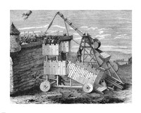 Fire Catapult - various sizes
