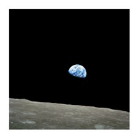 Earthrise Fine Art Print