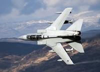 Tornado GR4 of the Royal Air Force Fine Art Print