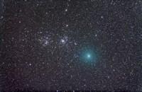 Double Cluster in Perseus