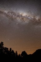 The center of the Milky Way above the Sierras, Argentina by Luis Argerich - various sizes