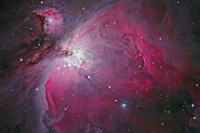 Messier 42, The Orion Nebula Fine Art Print