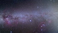 Mosaic of the southern Milky Way from Orion to Vela by Alan Dyer - various sizes