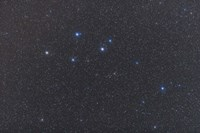Delphinus constellation on a hazy night by Alan Dyer - various sizes