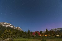 A moonlit nightscape taken in Banff National Park, Alberta Canada by Alan Dyer - various sizes