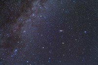 Cassiopeia, Perseus and Andromeda area of the northern autumn sky by Alan Dyer - various sizes