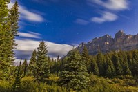 he Big Dipper over Castle Mountain, Banff National Park, Canada by Alan Dyer - various sizes - $47.49
