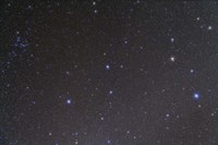 The constellation of Leo and the Coma Star Cluster in Coma Berenices by Alan Dyer - various sizes