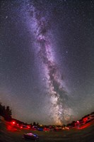 The northern summer Milky Way over the Saskatchewan Summer Star Party by Alan Dyer - various sizes