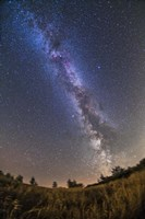 The summer Milky Way on a clear moonless evening in Alberta, Canada by Alan Dyer - various sizes
