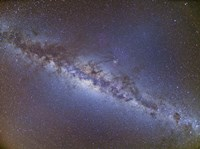 Full frame view of the Milky Way from horizon to horizon by Alan Dyer - various sizes