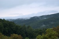 Fog in the Mountains - various sizes