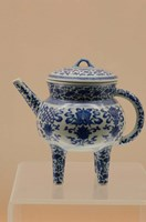 China, Shanghai, Shanghai Museum. China and porcelain, Jingdezhen ware by Cindy Miller Hopkins - various sizes