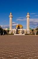Bourguiba Mausoleum, Sousse area, Monastir, Tunisia by Bill Bachmann - various sizes