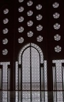 Archway in Al-Hassan II mosque, Casablanca, Morocco by William Sutton - various sizes