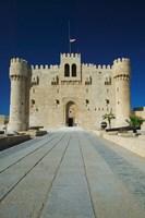 Fort Qu'it Bey, Alexandria, Mediterranean Sea, Egypt by Darrell Gulin - various sizes