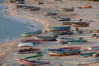 Hammamet waterfront, Cap Bon, Tunisia by Walter Bibikow - various sizes