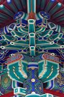 Colorfully corridor details, Beijing, China by Adam Jones - various sizes
