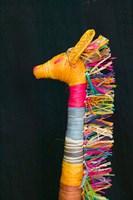 Embroidered giraffe craft, Kenya by Keren Su - various sizes