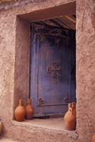 Berber Village Doorway, Morocco by Darrell Gulin - various sizes