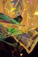 Crystal Sculpture Detail Fine Art Print