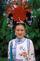 Emperior Traditional Dress, China by Bill Bachmann - various sizes