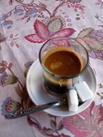Cafe, Marrakech, Morocco Fine Art Print