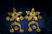 Gold Artifacts From Tillya Tepe Find, Six Tombs of Bactrian Nomads by Kenneth Garrett - various sizes, FulcrumGallery.com brand