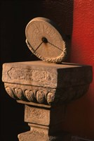 Ancient Marble Sundial, Forbidden City, Beijing, China by Keren Su - various sizes, FulcrumGallery.com brand