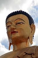 Buddha Dordenma Statue, Thimphu, Bhutan Fine Art Print