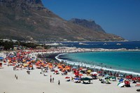 Camps Bay, Cape Town, South Africa Fine Art Print