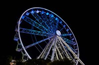 Cape Wheel, Victoria and Alfred Waterfront, Cape Town, South Africa. by David Wall - various sizes